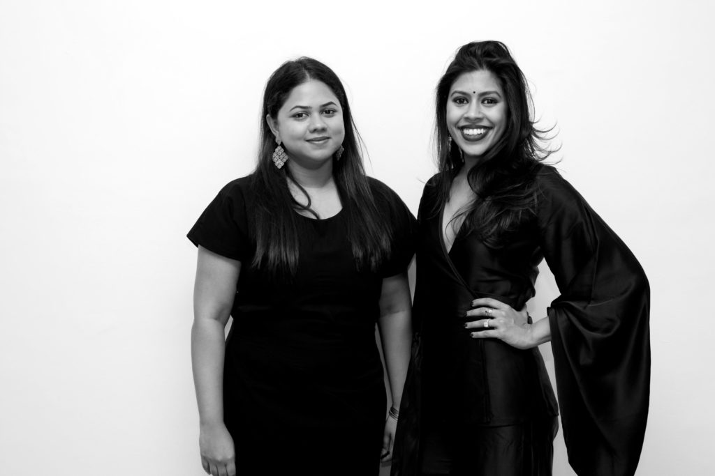 The founders of the design collective